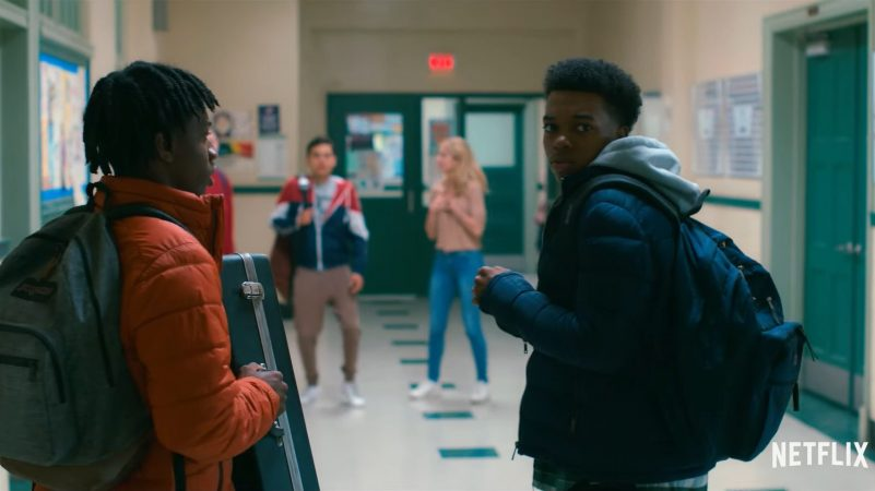 Grand Army Teaser: First Look at Netflix's New Coming-of-Age Drama