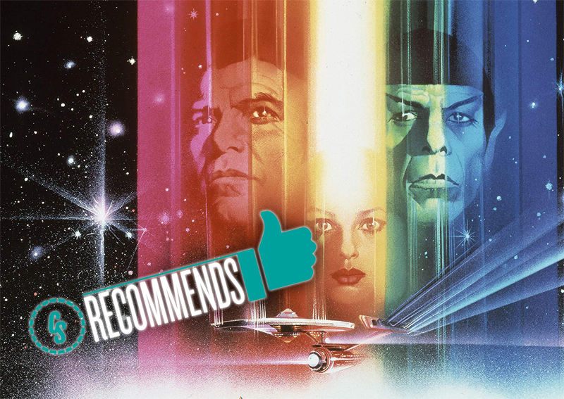 CS Recommends: Star Trek TMP The Art and Visual Effects, Plus TV & More!