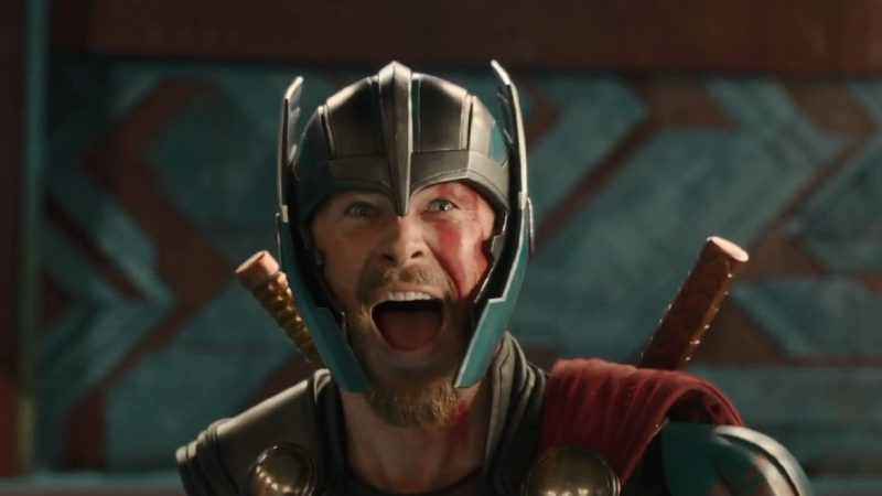 Chris Hemsworth isn't planning to walk away from Thor