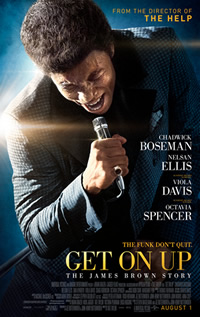 Get On Up on DVD Blu-ray today