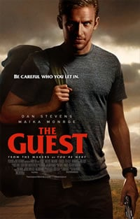 The Guest on DVD Blu-ray today