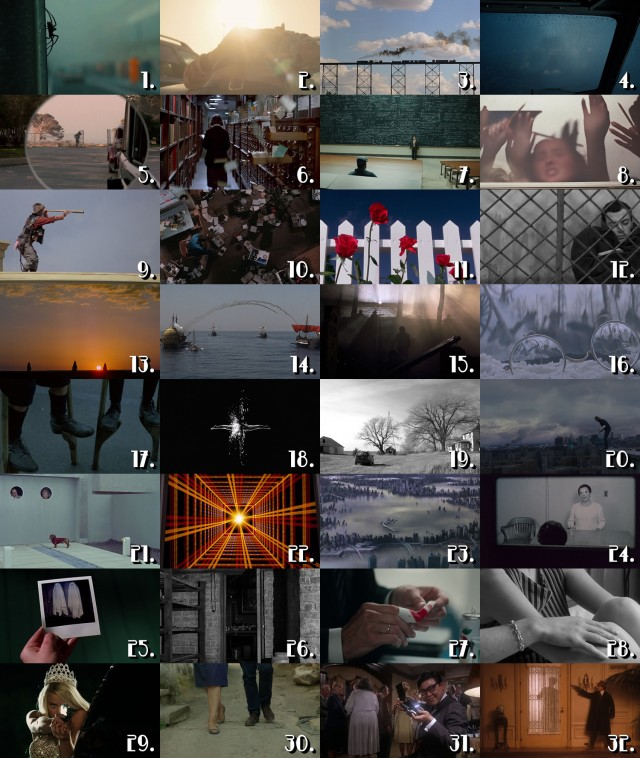 Can You Guess All The Movies? Take Seven