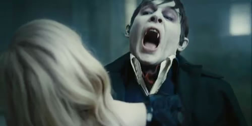 Dark Shadows international trailer