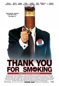 Thank You for Smoking Movie Review