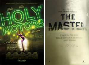 Sight & Sound and Cahiers Du Cinema Top Ten of 2012