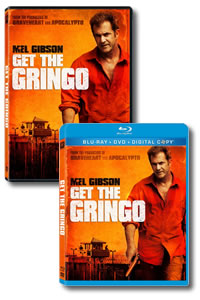 Get the Gringo on DVD Blu-ray today