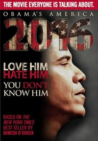 2016 Obama's America on DVD Blu-ray today