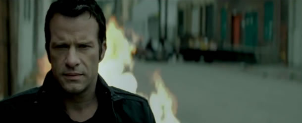 Thomas Jane in the short film Dirty Laundry