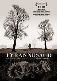 Tyrannosaur on DVD Blu-ray today