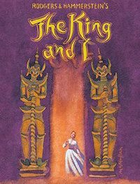 king-and-i-poster