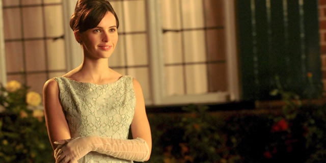 The Theory of Everything is one of the most acclaimed Felicity Jones movies.