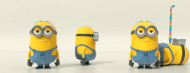 Despicable Me 2 teaser trailer