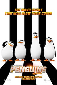 Penguins of Madagascar on DVD Blu-ray today