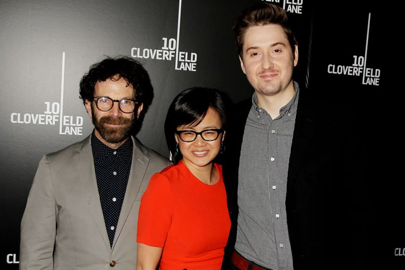 Charlie Kaufman,Rosa Tran and Duke Johnson