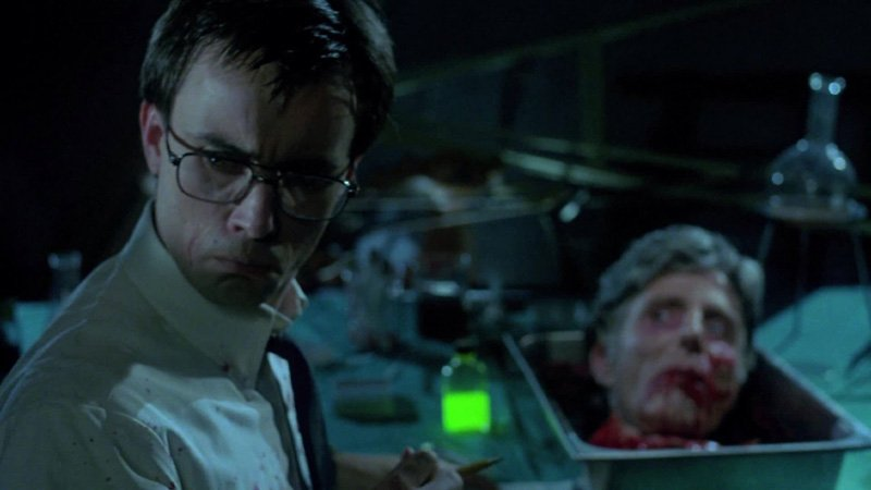 Jeffrey Combs (Re-Animator, From Beyond, Cellar Dweller, Robot Jox)