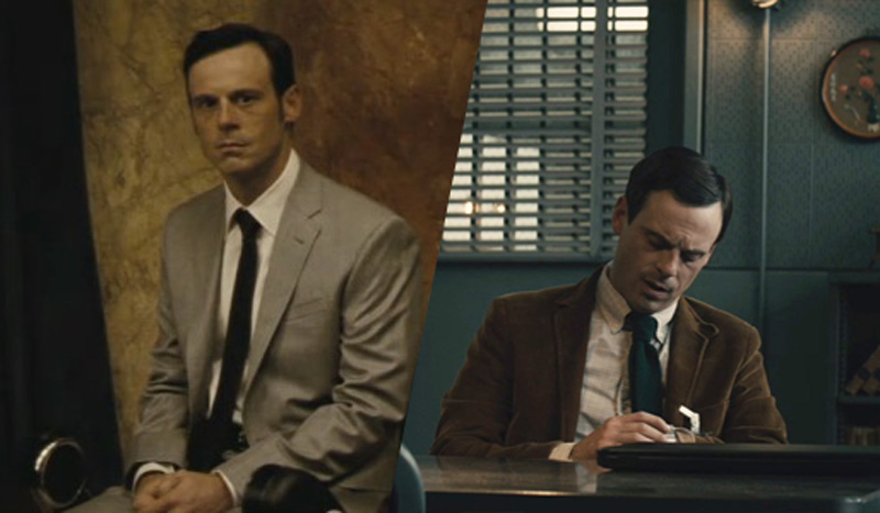 Scoot McNairy - Batman v Superman: Dawn of Justice (2016) / All Hail the King (2014)