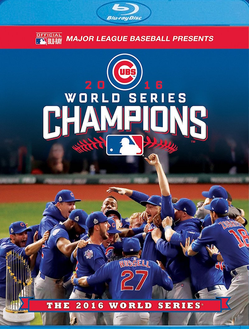 Cubs: World Series Champions 2016