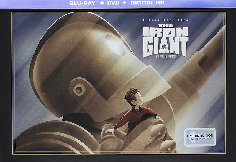 The Iron Giant: Signature Edition Ultimate Collector's Edition