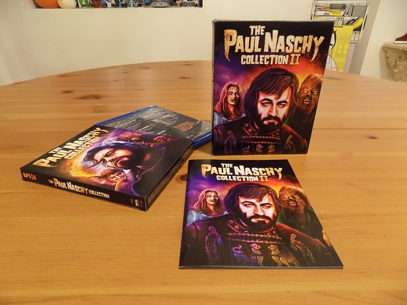 The Paul Naschy Collection I & II