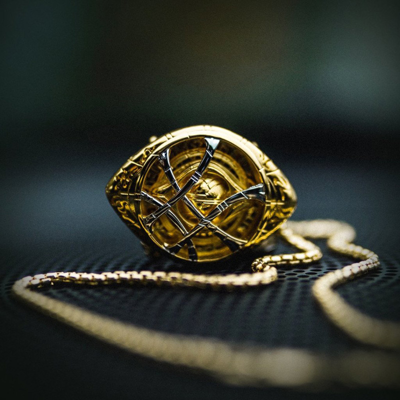 Passion Jewelry NYCC 2016 Limited Edition Eye of Agamotto