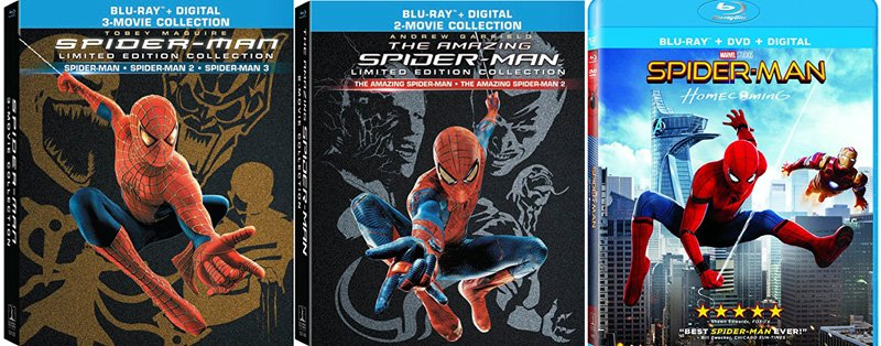 Spider-Man Movie Collections
