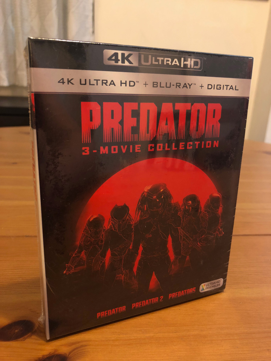 Predator: 4-Movie Collection