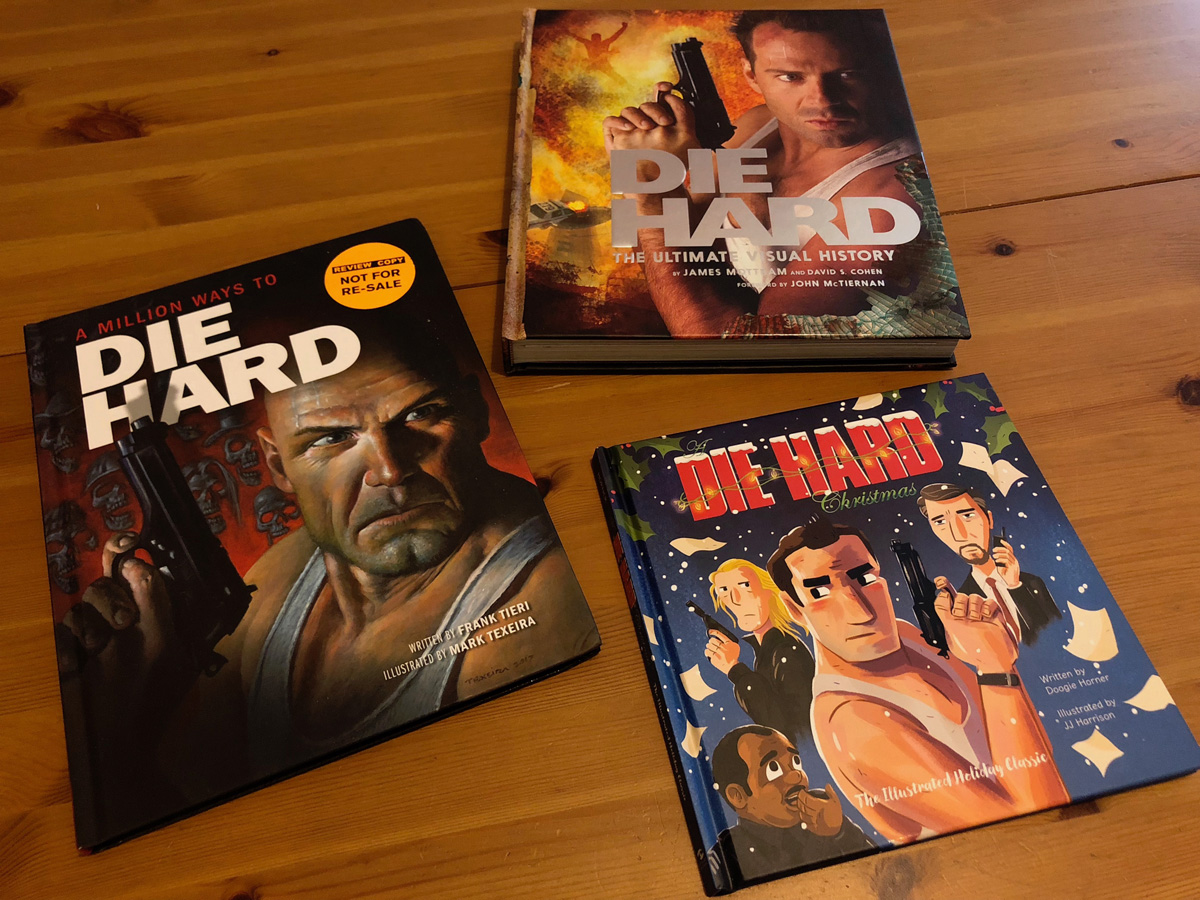 Die Hard Books
