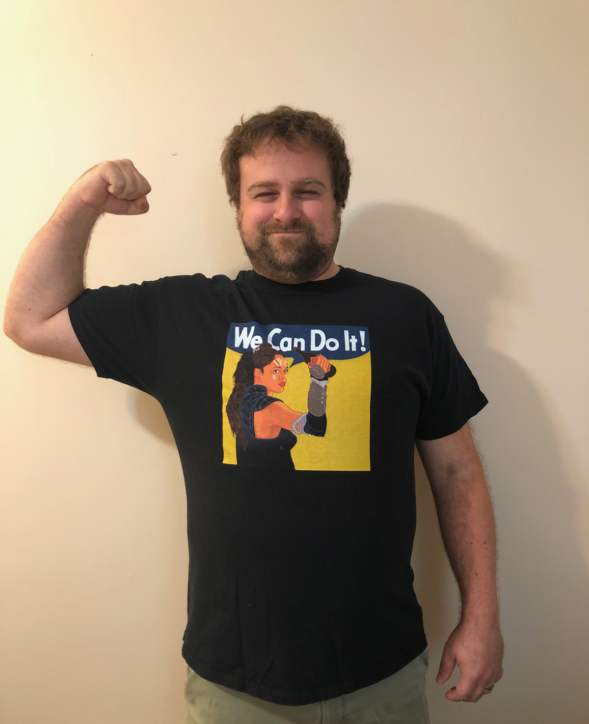 Valkyrie We Can Do It T-Shirt