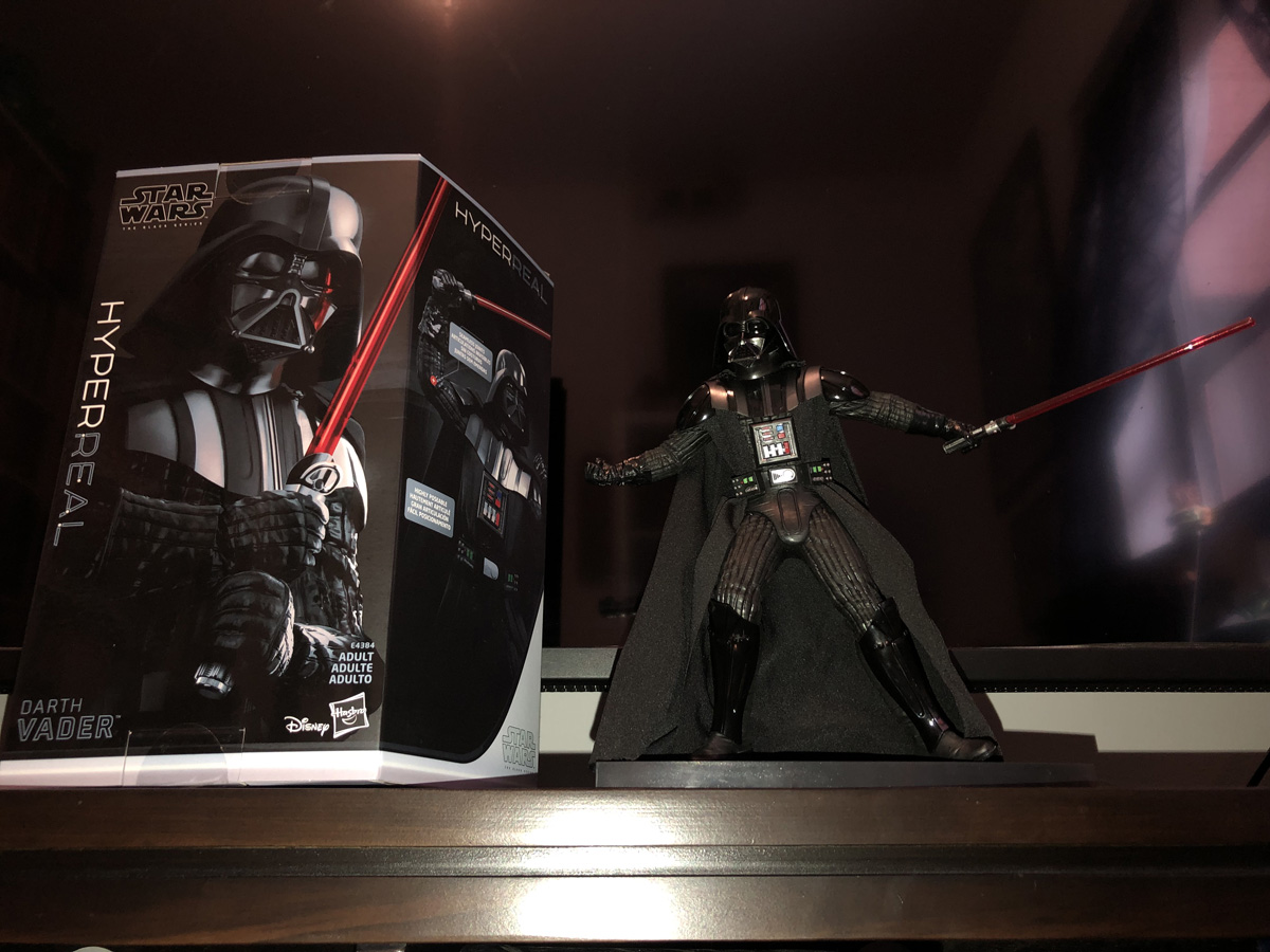 Star Wars The Black Series Hyperreal Darth Vader