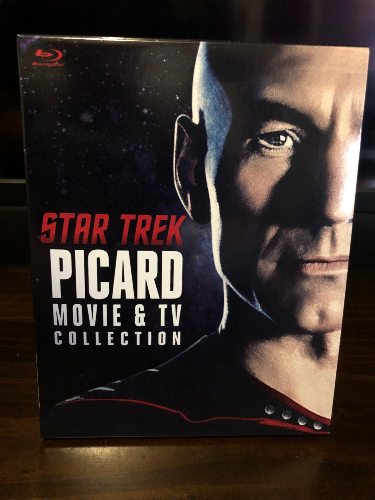 Star Trek Picard Movie & TV Collection