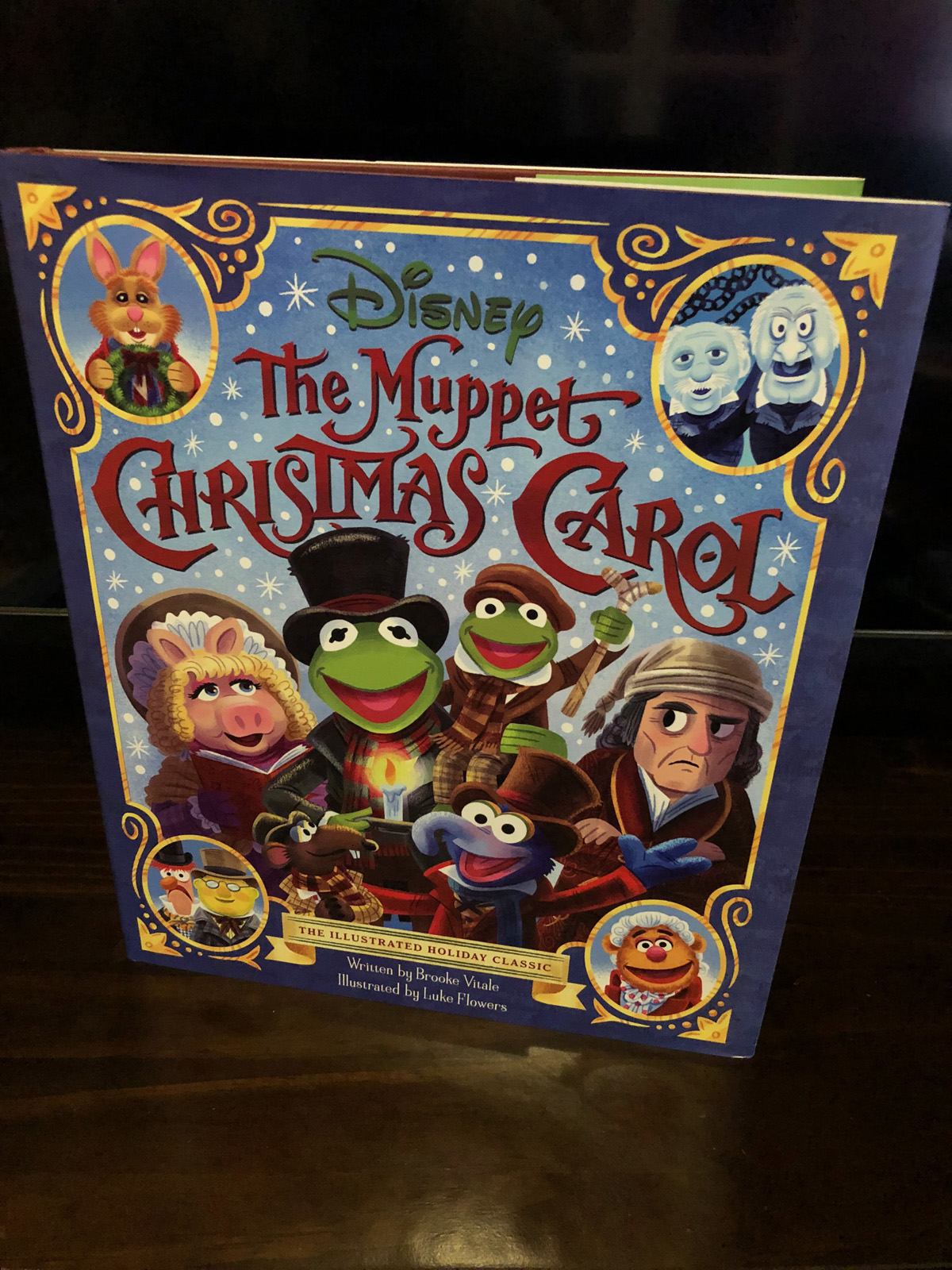 Muppet Christmas Carol: The Illustrated Holiday Classic