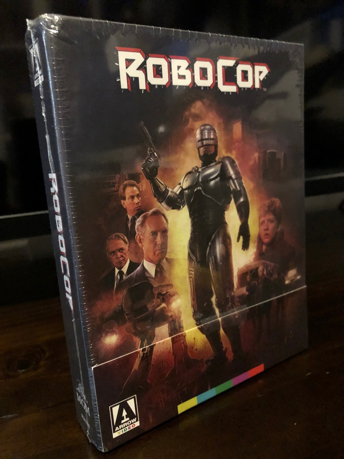 Robocop 2-Disc Limited Edition Collector's Set