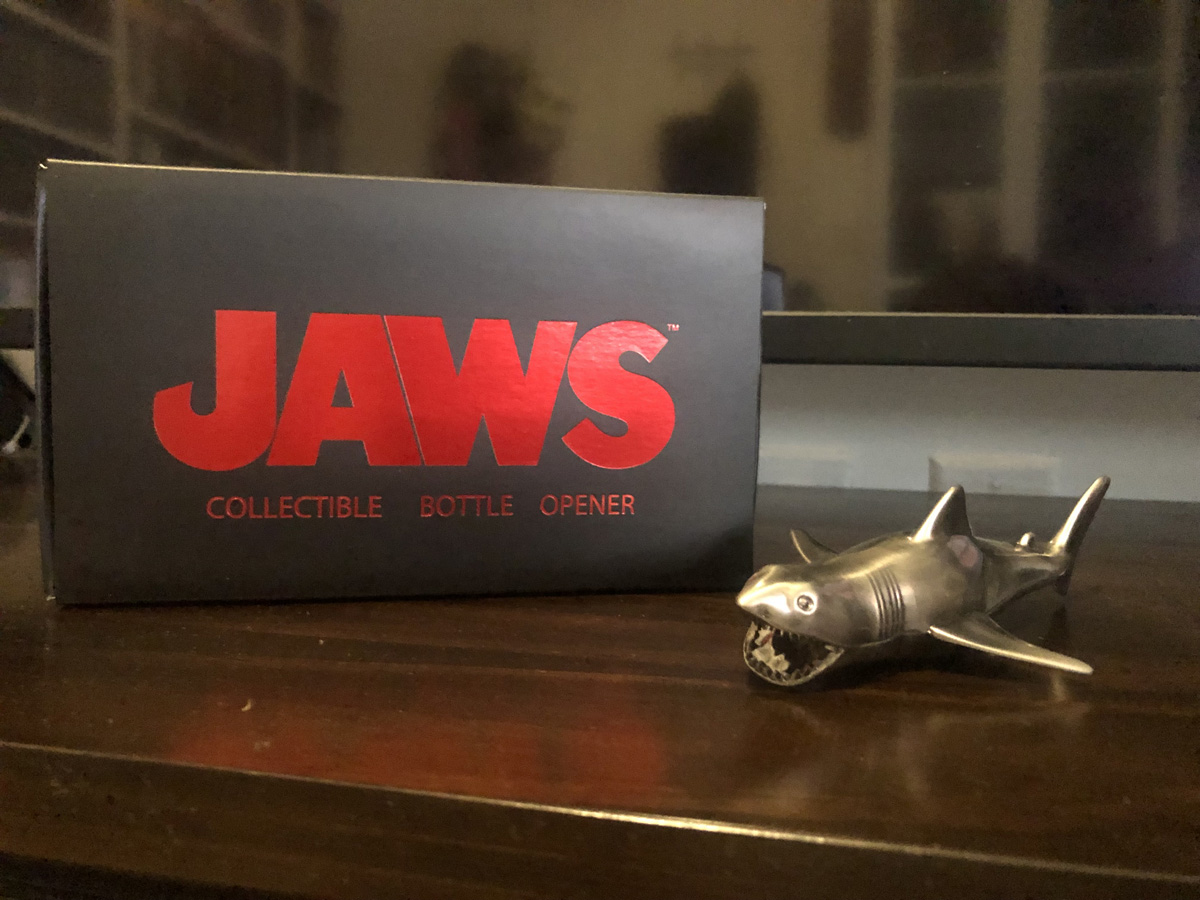 Jaws Stainless Steel Bottle Opener