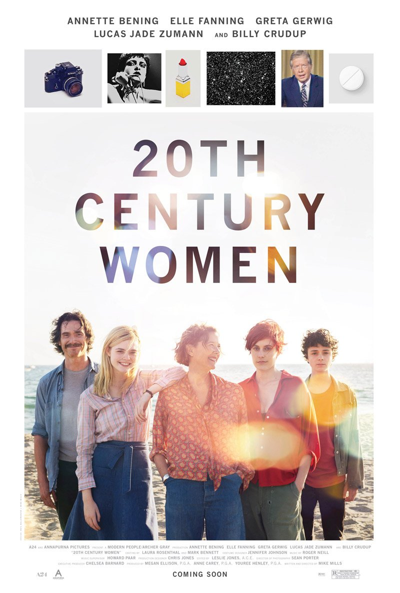 Image result for 20th century women poster