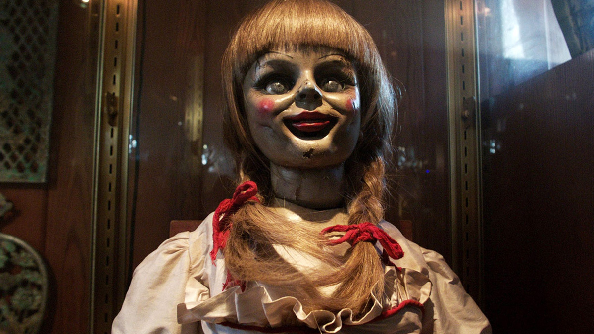 #13: Annabelle 3 (July 3)