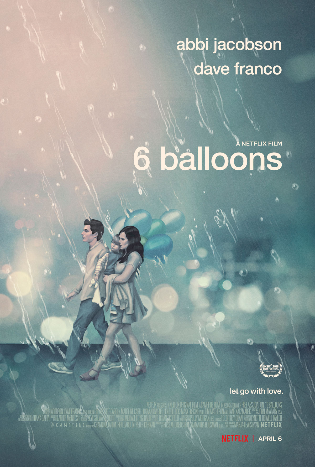Netflix Film 6 Balloons Has Harrowing Trailer About Addiction