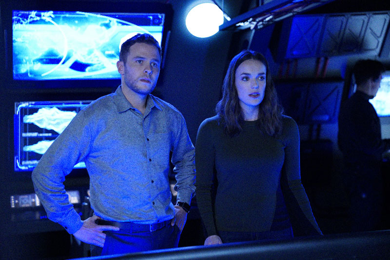 Marvel's Agents of S.H.I.E.L.D. Episode 4.08