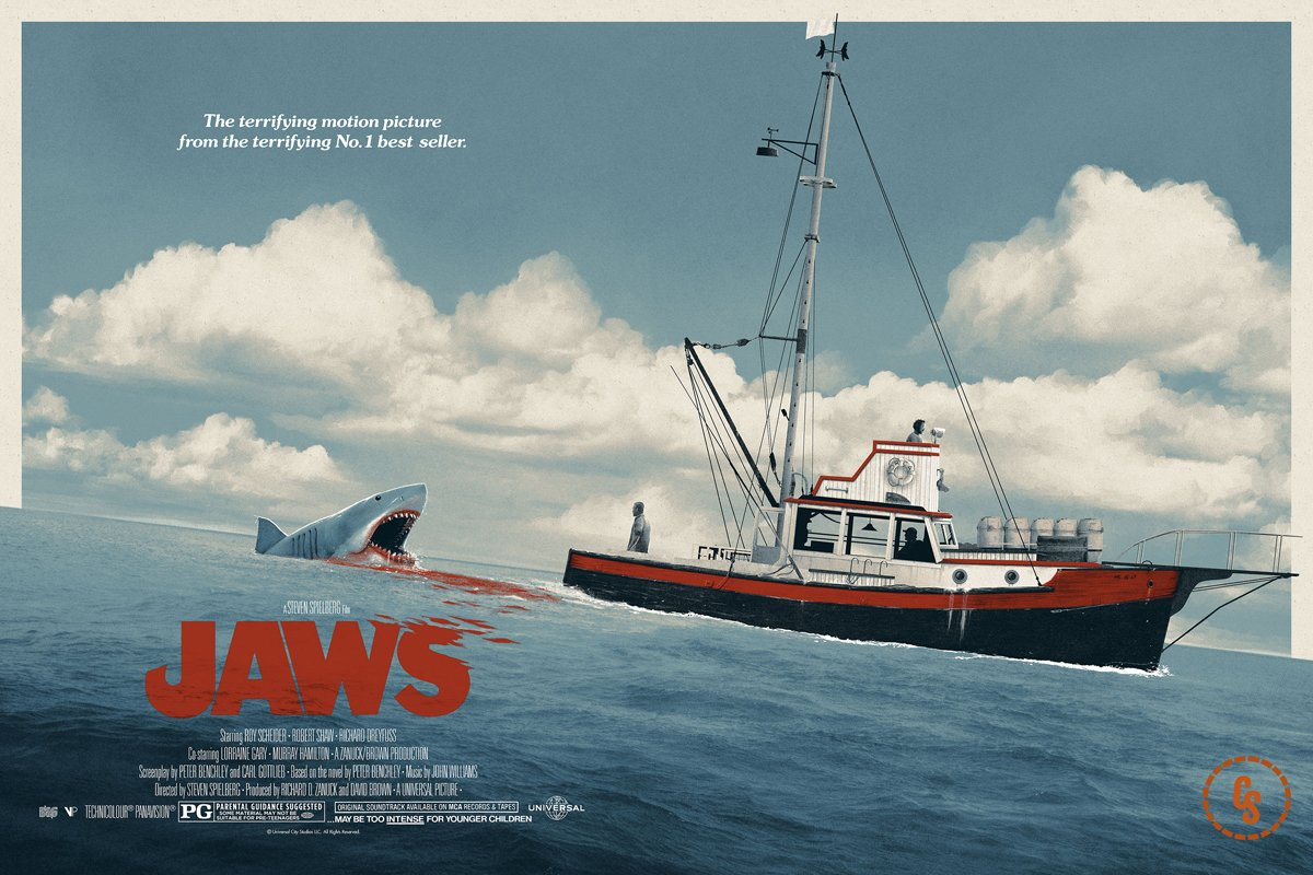 Jaws by Matt Ferguson