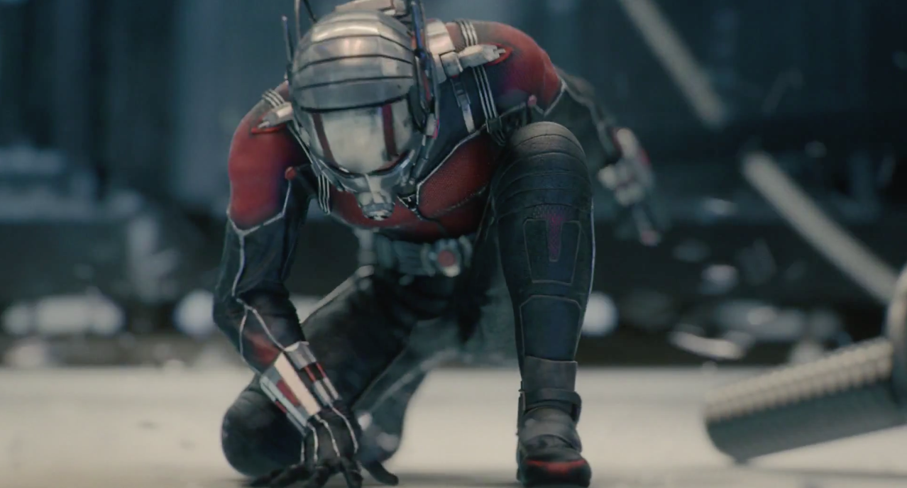 75 Screenshots from the New Ant-Man Trailer!
