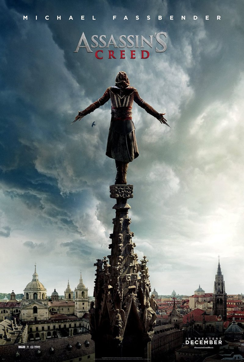 Image result for assassin's creed movie poster