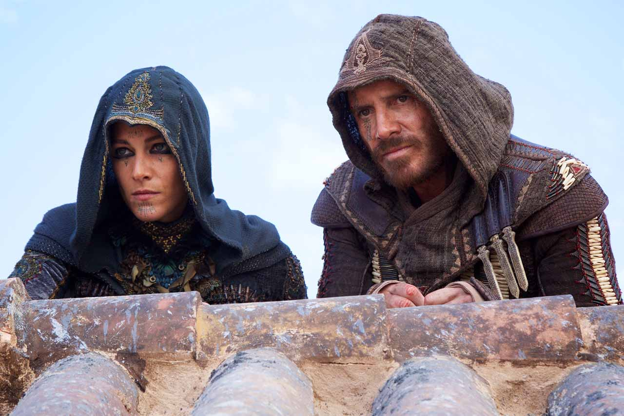 Assassin's Creed Photos: A Look at the Video Game Adaptation