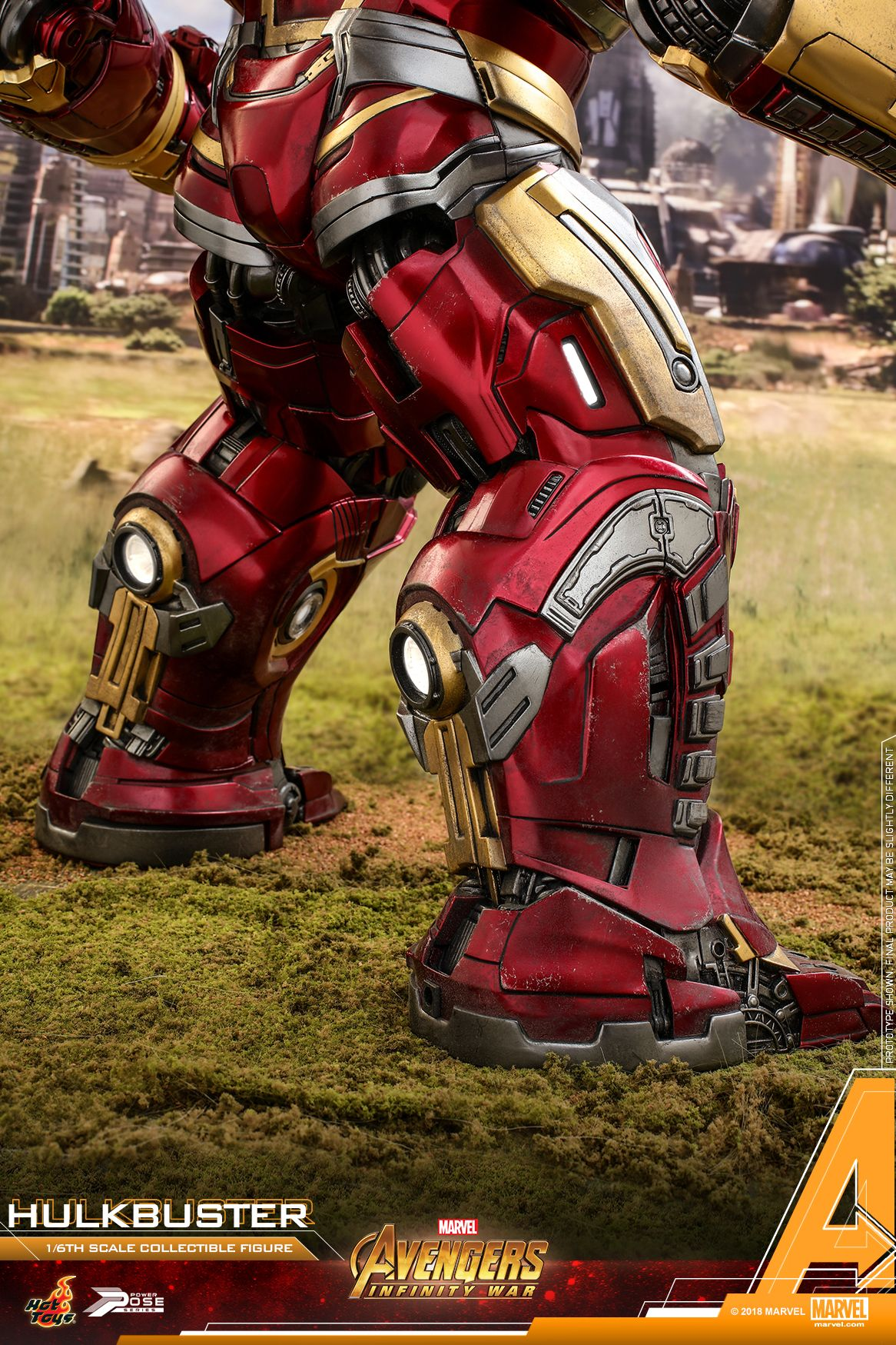 Hulkbuster Hot Toy