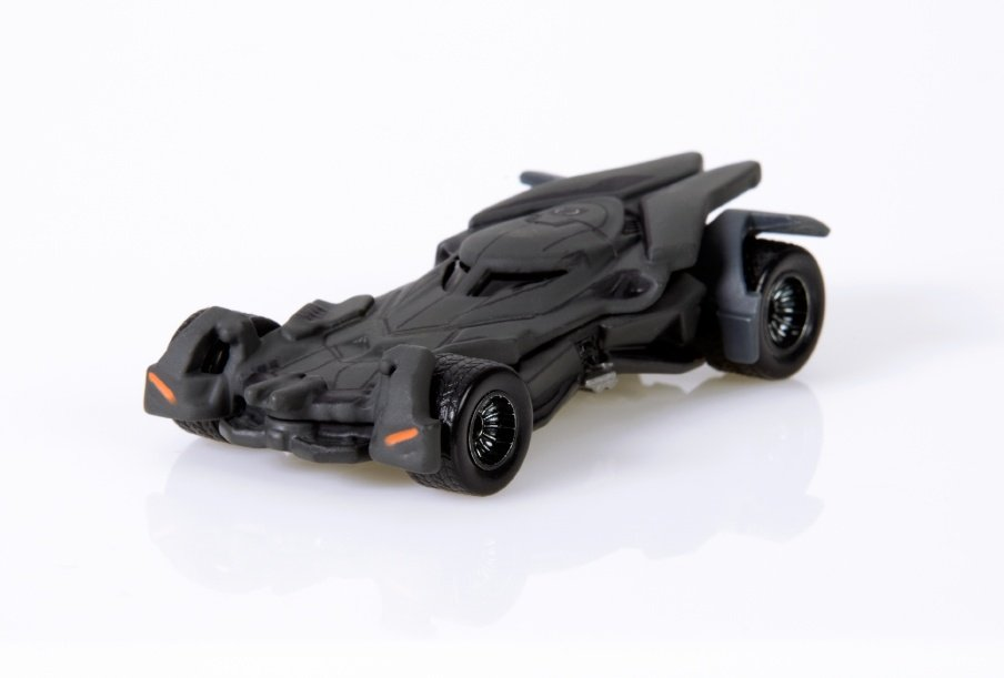 Die-cast Batman v Superman Batmobile