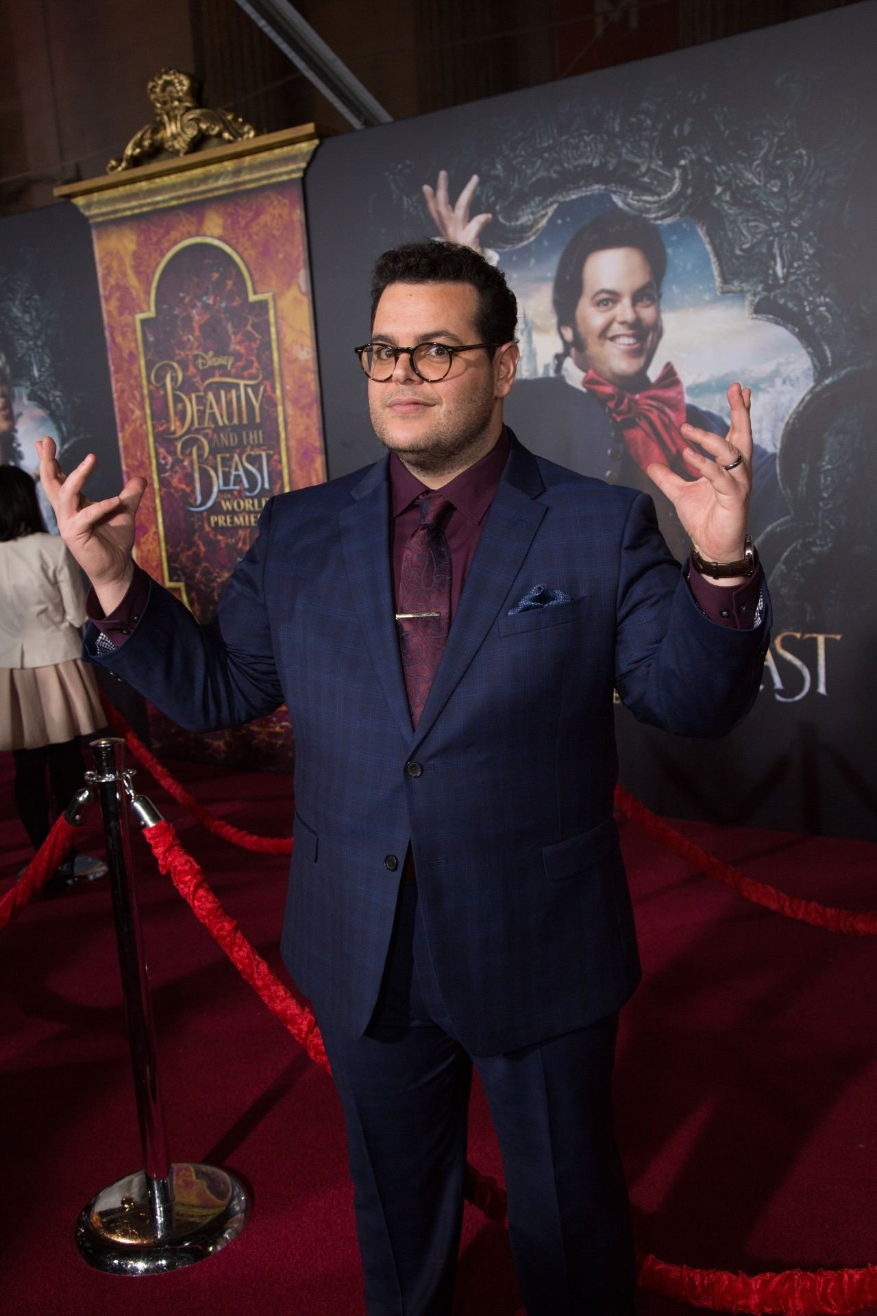 Beauty And The Beast Red Carpet Photos From The Premiere
