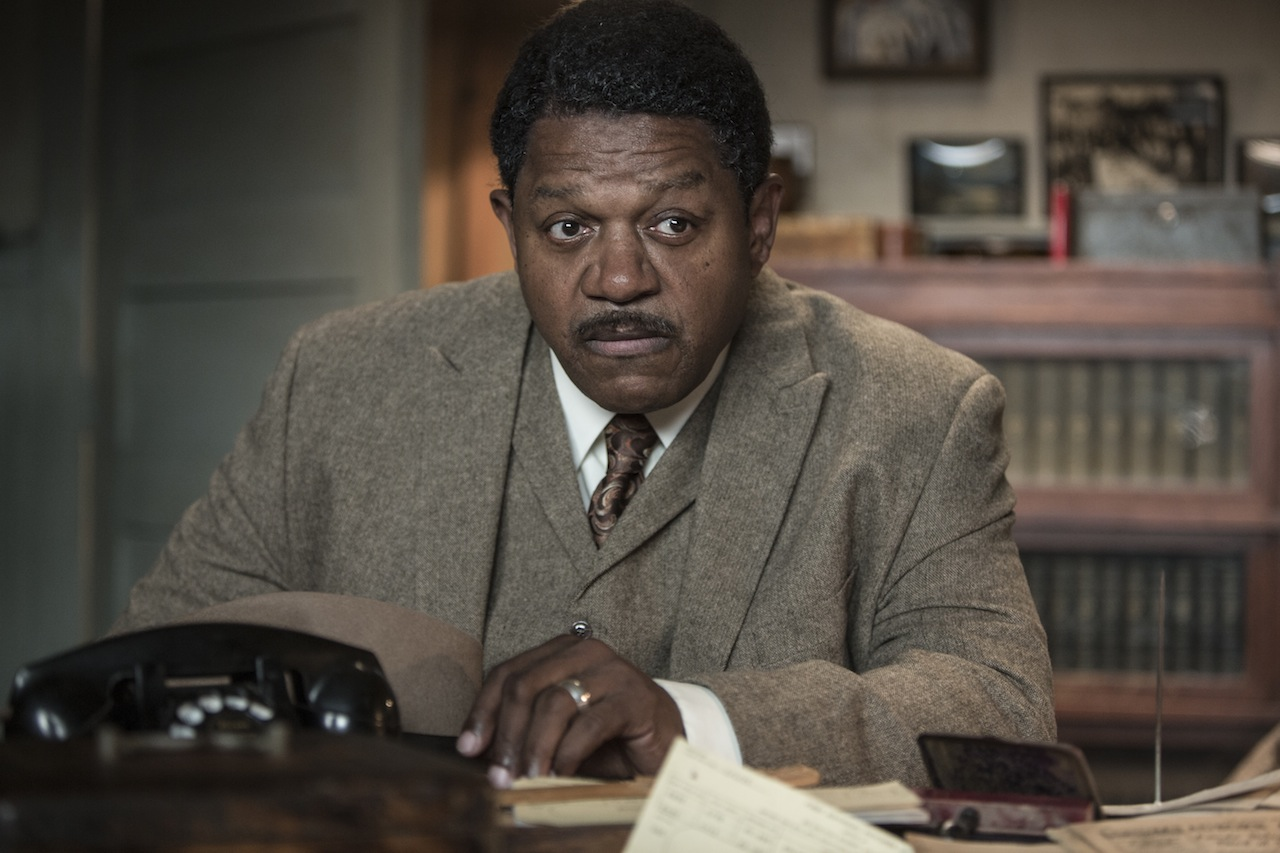 """Charles S Dutton as William """"Pa"""" Rainey"""