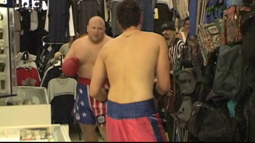#21 Department Store Boxing (Jackass: The Movie)