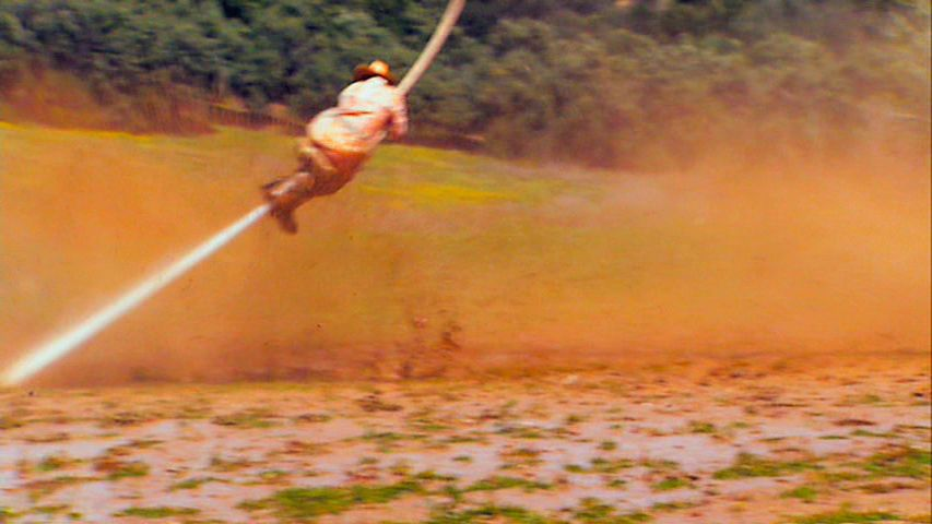 #37 Fire Hose Rodeo (Jackass Number Two)