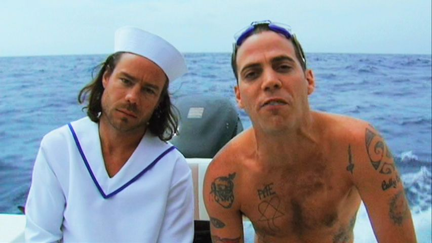 #47 The Fish Hook (Jackass Number Two)