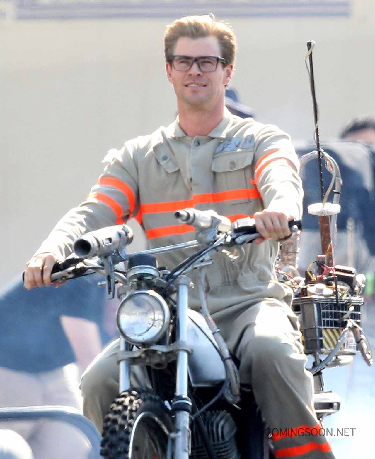 Ghostbusters Wraps Filming In New York City Herodaily