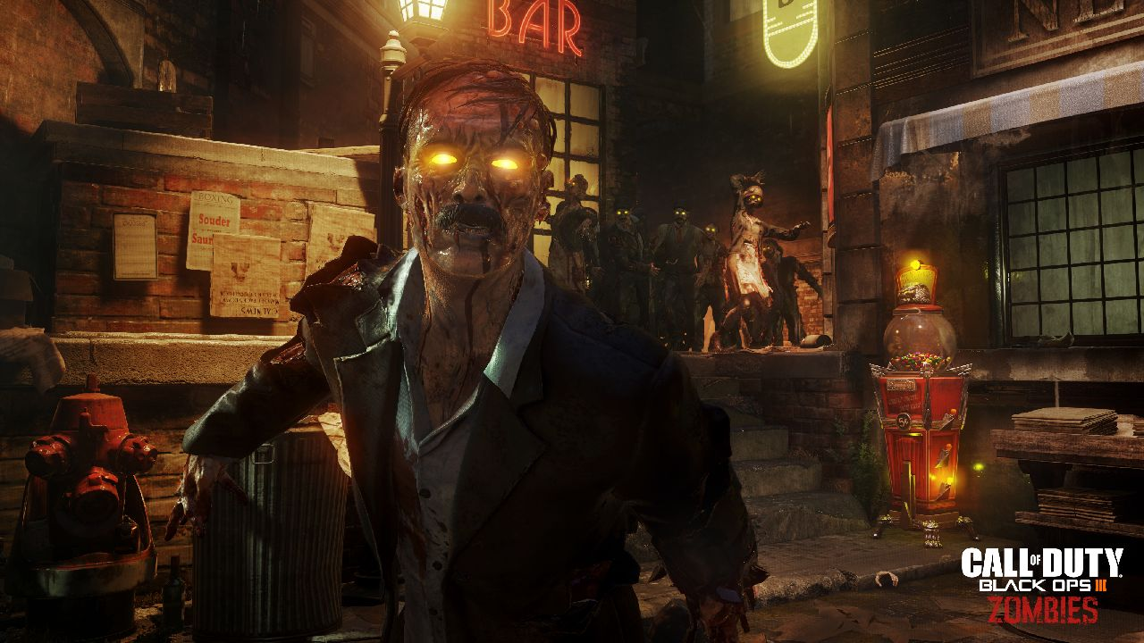 Call of Duty: Black Ops 3 Zombies